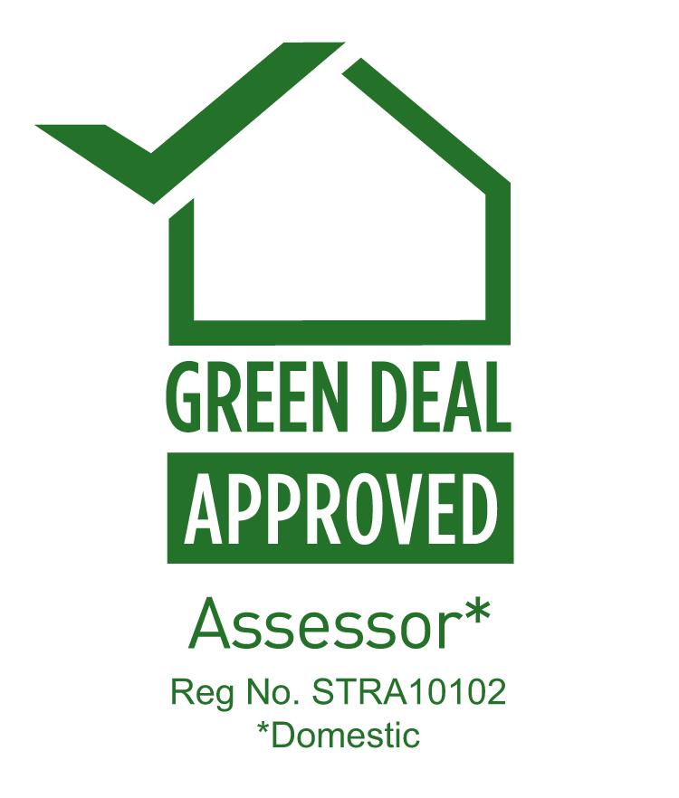 Green Deal Approved Assessor Logo
