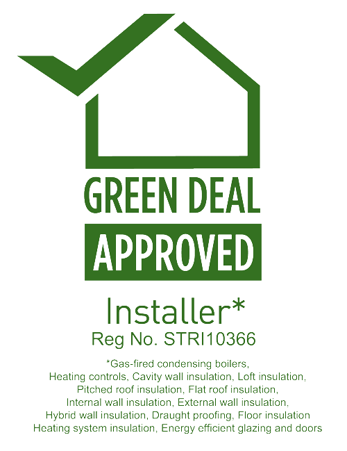 Green Deal Approved Installer Logo