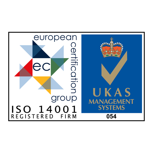 Certified to ISO 14001:2004 - Ellipse Energy